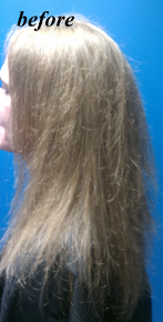 Anti frizz treatments california smooth